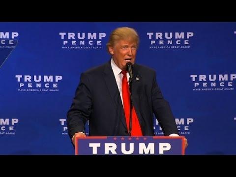 Trump schools Reno crowd in pronunciation of 'Nevada...