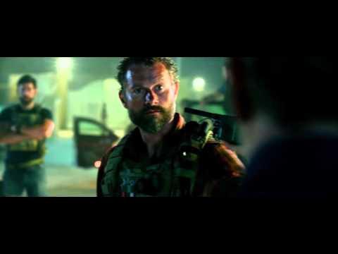 13 часов: Тайные солдаты Бенгази (2016) - русский трейлер