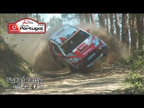 WRC Rally de Portugal 2015 - Highlights - [HD] TotalRally