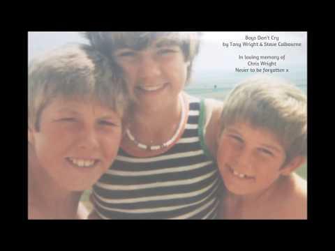Tony Wright & Steve Colbourne 'Boys Don't Cry'