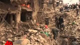 Desperate Search for China Mudslide Survivors