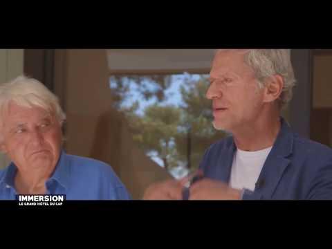 "Luc SVETCHINE Architecte - Extrait ""Immersion"" (Azur TV) au Grand Hotel du Cap Ferrat"