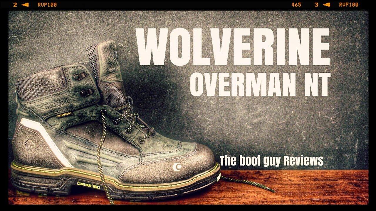 12b0c4980ee Wolverine OVERMAN CARBONMAX 6