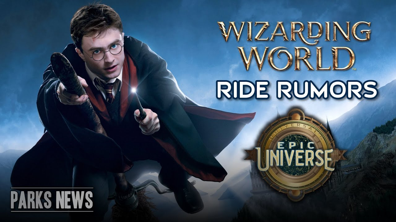 Wizarding World Flying Broomstick VR Ride Rumored for Epic Universe - ParksNews