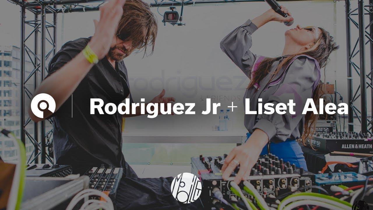 Download Rodriguez Jr. & Liset Alea @ Rodriguez Jr. & Friends Rooftop 2018 (BE-AT.TV)