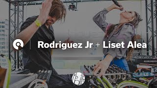 Rodriguez Jr. & Liset Alea @ Rodriguez Jr. & Friends Rooftop 2018 (BE-AT.TV)
