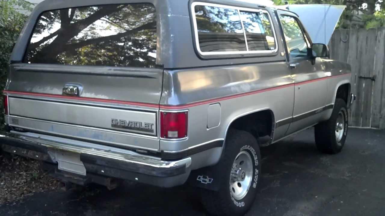 1990 K5 Blazer
