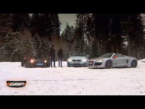 Gipfeltreffen der Bergraketen – GRIP – Folge 344 – RTL2