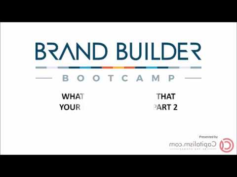 Ryan Moran – Brand Builder Bootcamp 2.0