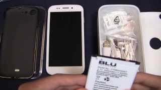 BLU Life One Unboxing