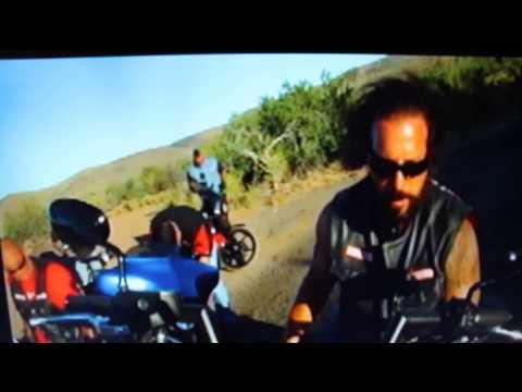 Dead in 5 Heart Beats ride scene to Pearl Jam