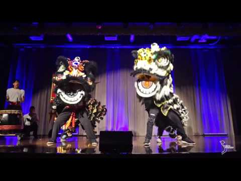 Texas VSA - Culture Showcase - Dragon Dance