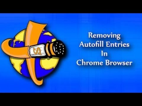 ???? ?????? ?????? ???? ???? || How to Clear Autofill in Google Chrome ||