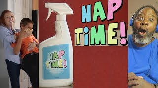 Dad Reacts to Nap Time!($1 you