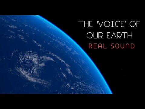The 'Voice' of our Earth 3D
