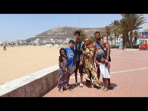 Holiday In Agadir Morocco 4K 🇲🇦