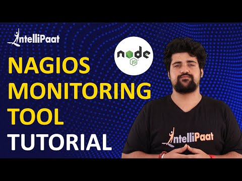 Nagios Monitoring Tool Tutorial | Server Monitoring With Nagios | DevOps Tools | Intellipaat