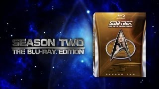 Star Trek TNG Season 2 Blu-ray Trailer (v1)