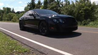 2010 Bentley Continental Supersports Videos