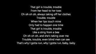 Trouble Chris Rene Instrumental/ Karaoke