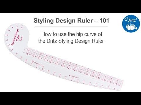 Styling Design Ruler 101 Serie...