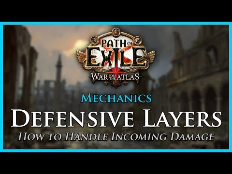 Path of Exile: Defensive Layers