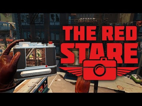 The Red Stare - McCarthyist Voyeurism Simulator