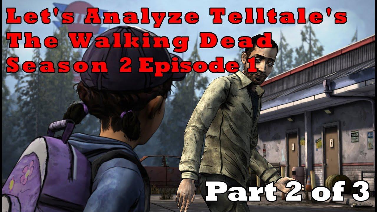 Walking Dead Season 1 Episode 3 Let's Talk:...