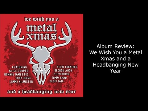 Album Review - We Wish You a Metal Xmas and a Headbanging New Year