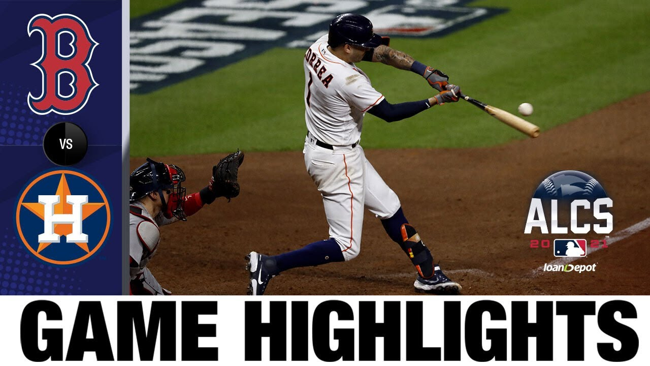 Red Sox vs. Astros ALCS Game 4: Time, how to watch, TV channel ...