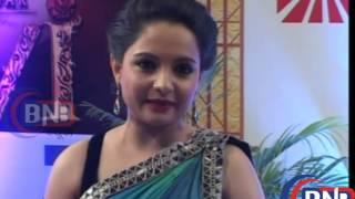 Giaa Manek At Zee Gold Awards 2015 Red Carpet