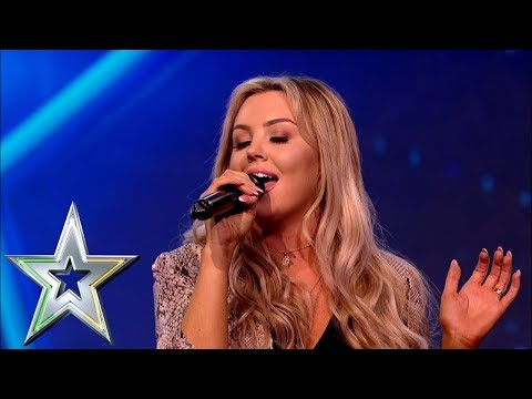 Julie McCabe sings heartfelt rendition of Adele classic  Ireland&39;s Got Talent