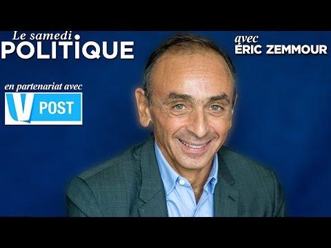 """Éric Zemmour : """"Nous devrions nous allier au groupe de Visegrád pour protéger notre identité"""""""