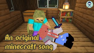 Zombie Love Story - An Original Minecraft Song
