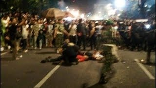 Download Video update kecelakaan pada malam peringatan hari pahlawan di surabaya 2018 MP3 3GP MP4