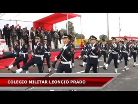"""DESFILE ESCOLAR 2013 """"SAN LUIS ORGULLO DEL PERÚ"""""""
