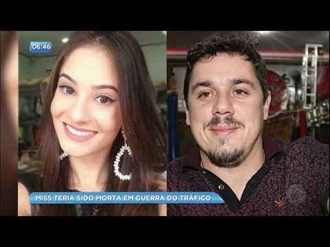 Morte de miss pode ter relação com tráfico de cigarros no Paraná