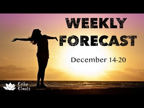 🌟 IT IS WHAT IT IS 🤷  ACCEPTANCE MORPHS INTO OPTIMISM!  🌟 Weekly energy forecast Dec 14-20, 2020