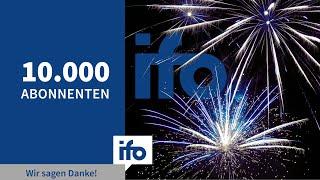 Danke für 10.000 Abonnenten!