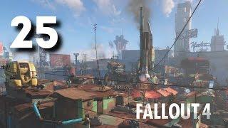 Даймонд-Сити Fallout 4 25