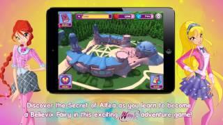 Винкс Школа Волшебства- Сердце Алфеи (рекламный трейлер)