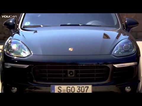Chicago Auto Show►14th Feb-22 Feb*2015 Porsche Cayenne S Diesel 385 hp