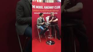 London Festival of Railway Modelling: interview with Biggest Little Railway's Lawrence Robbins