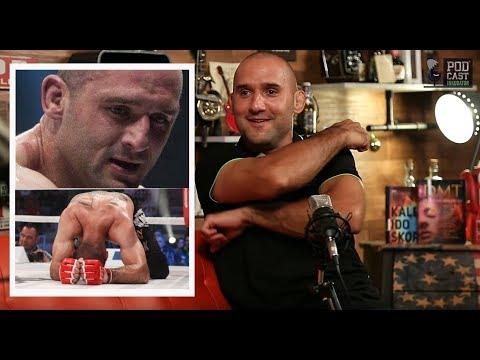 Ivan Gluhak - Probudio sam se u ringu i pomislio - jebote sigurno sam izgubio!