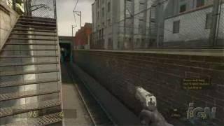 The Orange Box PlayStation 3 Gameplay - Half-Life 2: Gunplay