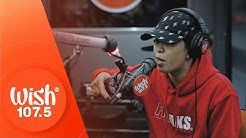 """K-Leb performs """"Pagsubok"""" LIVE on Wish 107.5 BusArtist - Song LIVE on Wish 107.5 Bus"""