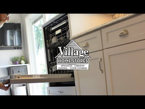 Get Your Dishes Extra Clean with Whirlpool Dishwashers at Village Home Stores