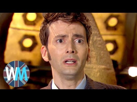 Top 10 David Tennant Performances