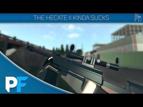 The Hecate II Kinda Sucks - Roblox Phantom Forces