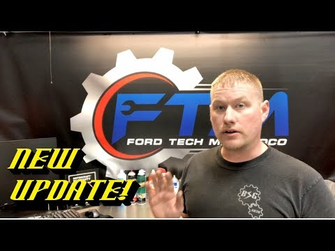 2018 Ford F-150 5.0L Coyote Engine Rattle Noise on Deceleration: **NEW** Ford TSB 18-2354 FIX!